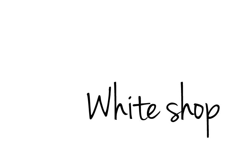 White shop